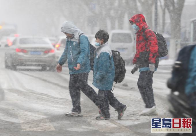 霸王级寒潮来了 深圳最低气温或将降至5℃