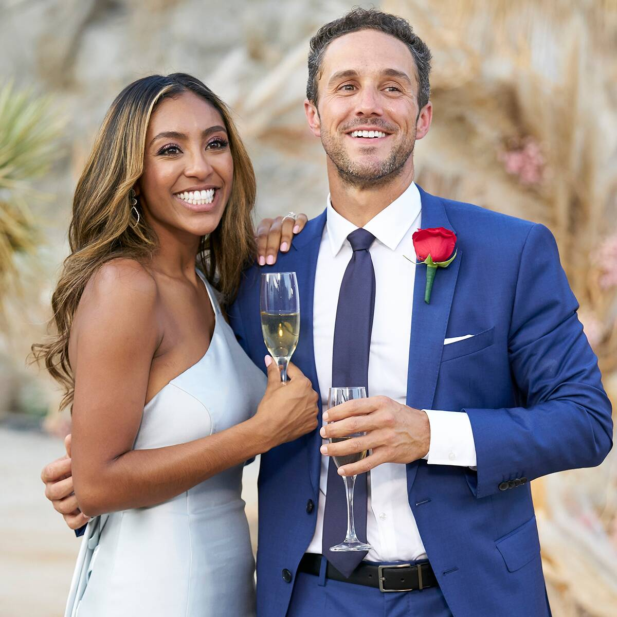The Bachelorette's Tayshia Adams Sets the Record Straight on Zac Clark Breakup Rumors