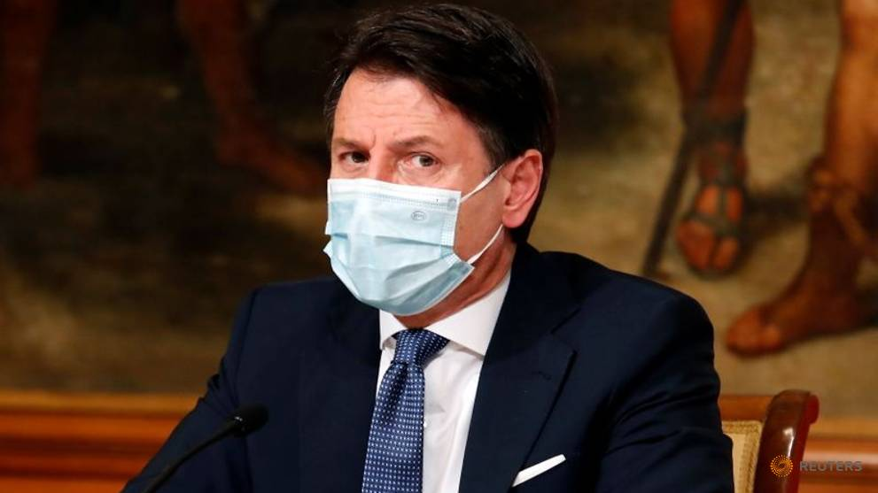 'Well into spring' before Italy sees significant impact of COVID vaccine, PM says