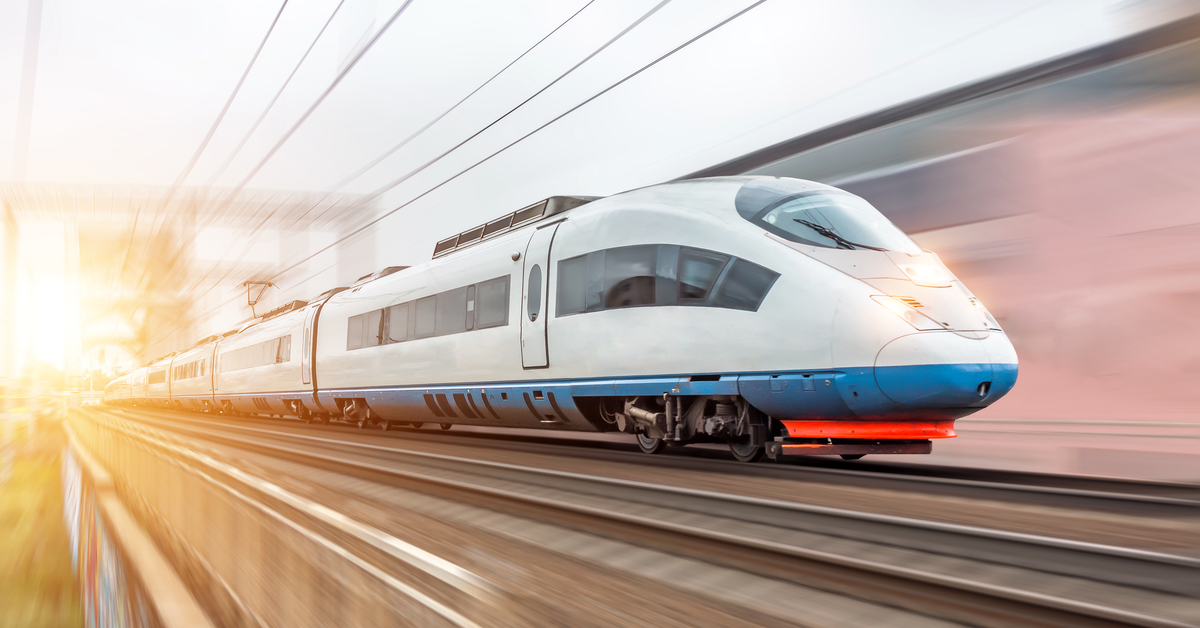 SG-KL High-Speed Rail Has Been Officially Cancelled; M'sia to Compensate S'pore for Costs Incurred