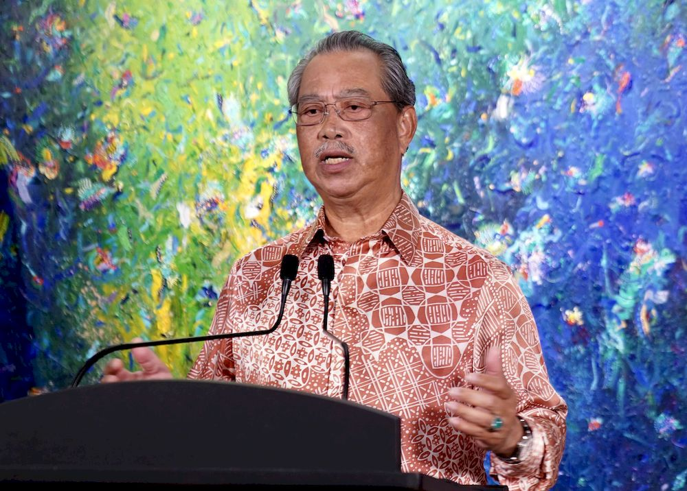 12MP to focus on new economic drivers, says PM Muhyiddin