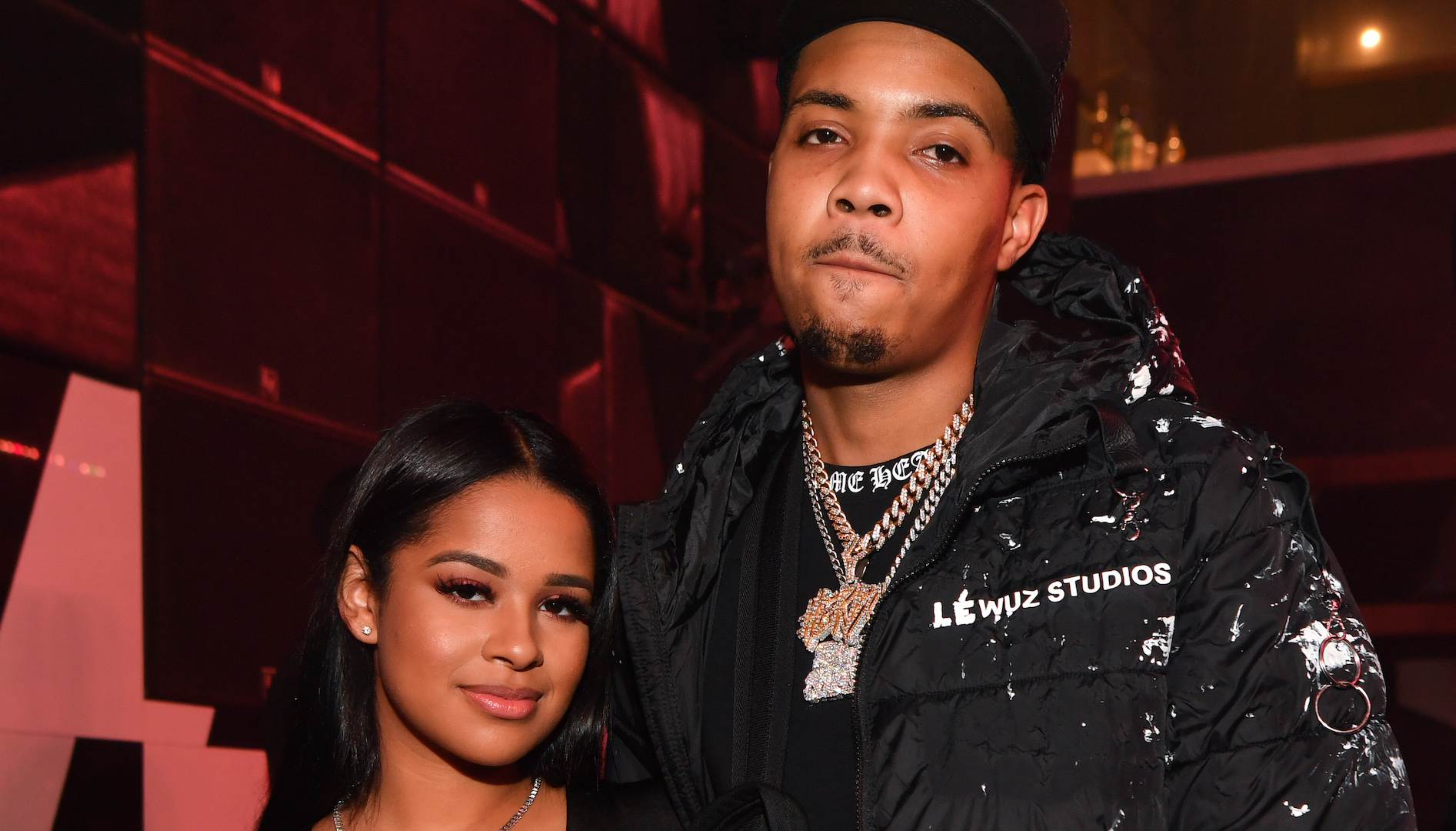 G Herbo Says He'll 'Slap the Sh*t Out of' Trolls Who Stress Out Taina Williams During Her Pregnancy