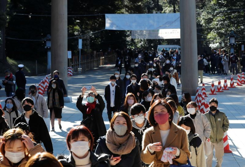 Japan to consider new covid-19 emergency declaration