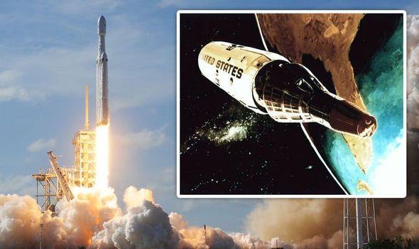 NASA's top secret plan to launch 'spies in orbit' as World War 3 tensions soared