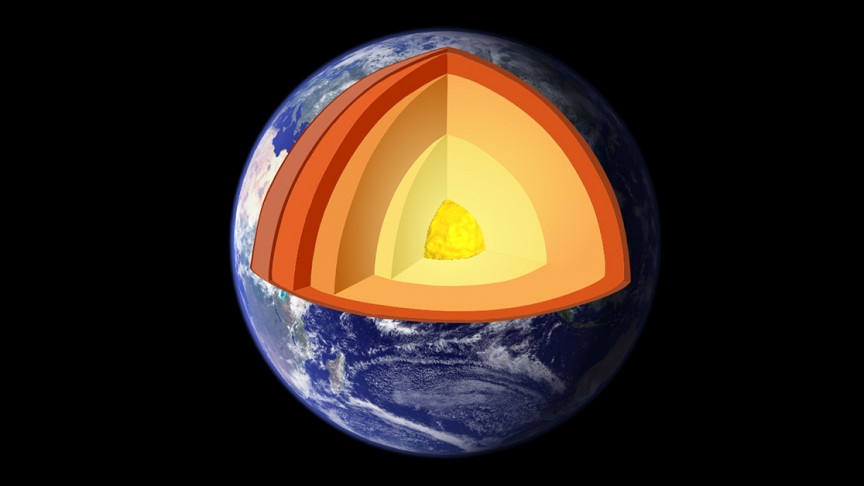 The Clock Is Ticking for the Earth's Core
