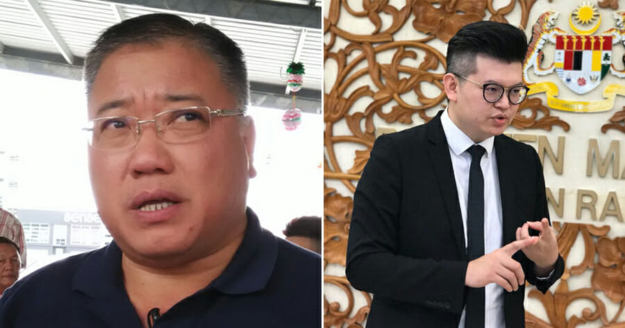 """Tiong Says Dr Yii Only Wants """"Cheap Publicity"""" for Asking Politicians to Quarantine Properly"""