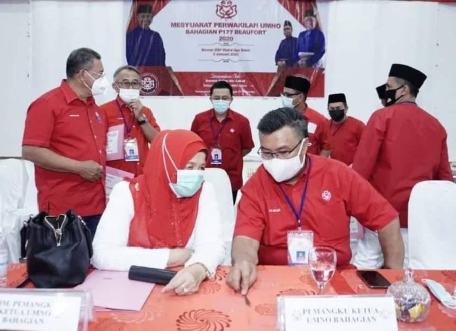 Umno wants to defend Beaufort parliamentary seat