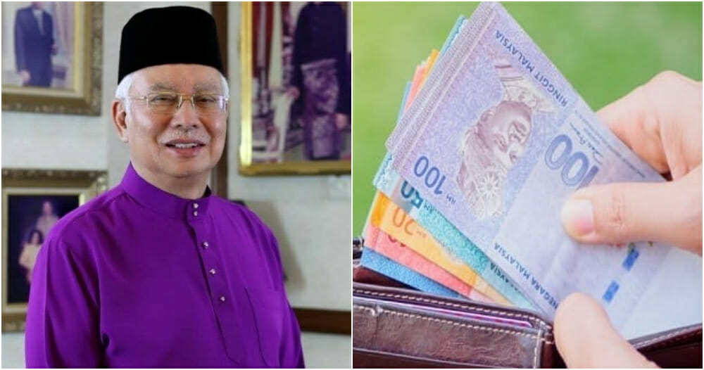 """""""It's just RM10,000"""", Najib Says M'sians In Need Should Be Allowed To Withdraw From Their KWSP Under i-Sinar"""