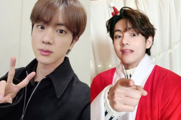 BTS Jin Beats V, Cha Eun-woo, Kai And TOP to Become the Most Handsome K-Pop Idol