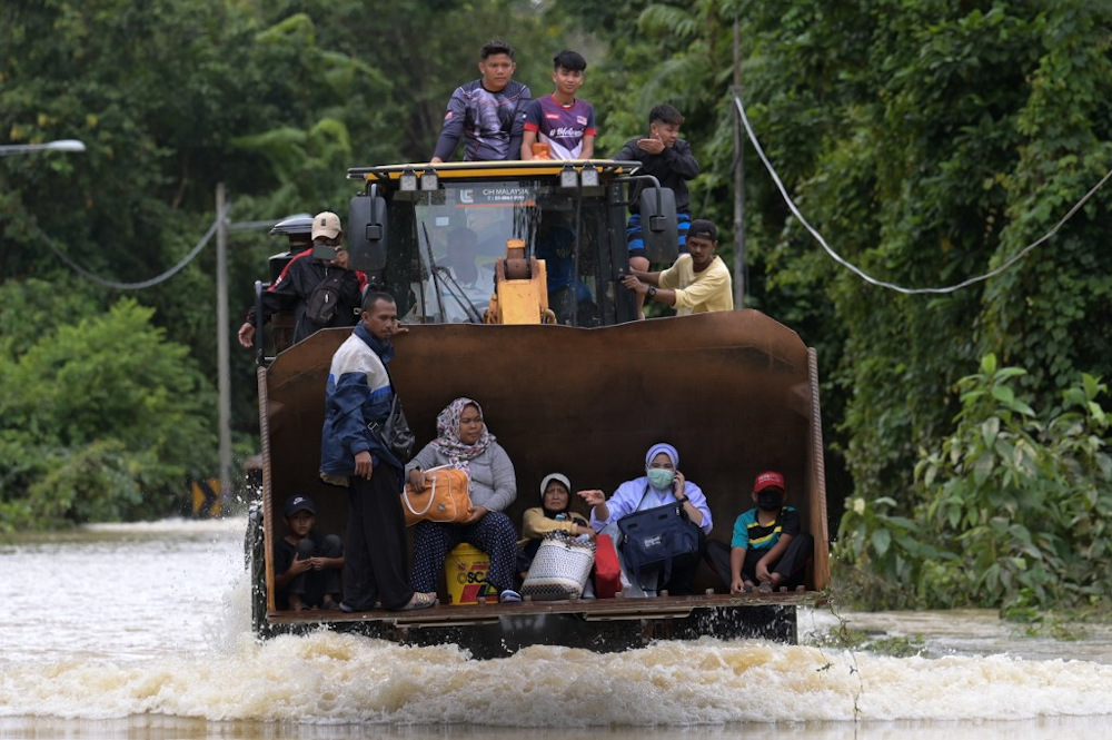 Pahang govt allocates RM11m for flood victims