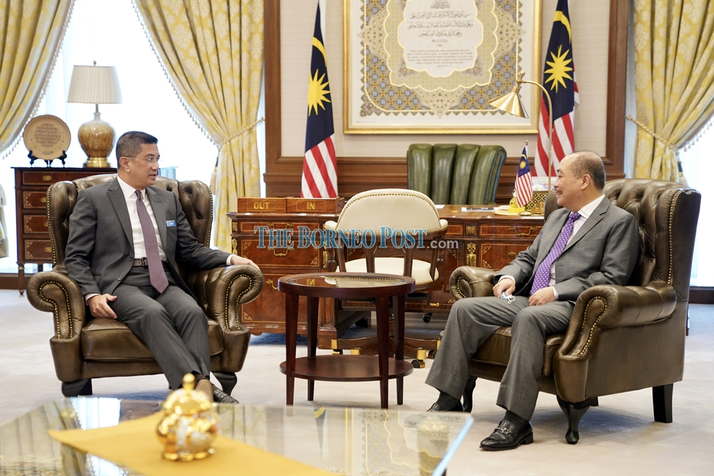 Hajiji: Sabah govt working closely with federal counterparts to boost influx of foreign investments