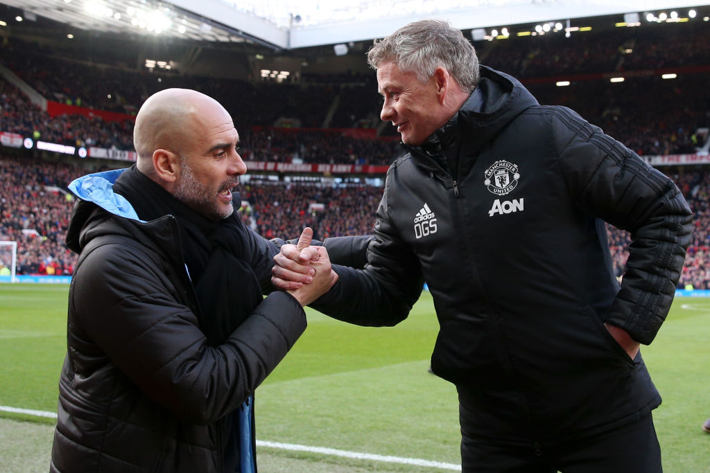 Man Utd vs Man City TV channel, live stream, time, team news, odds and head-to-head