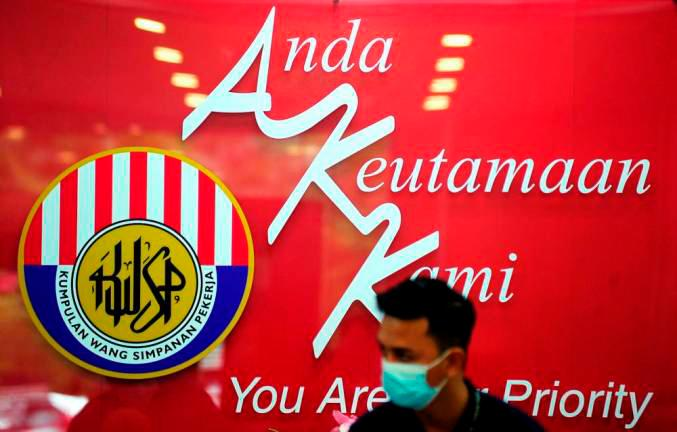 EPF approves 2.5 mln applications for i-Sinar involving RM19.62 bln