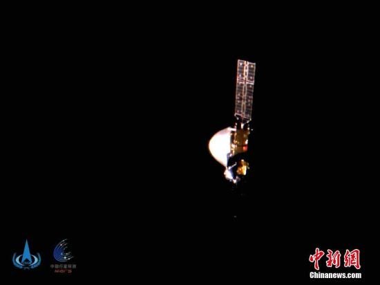 China's Mars probe to reach Mars orbit on Feb.10