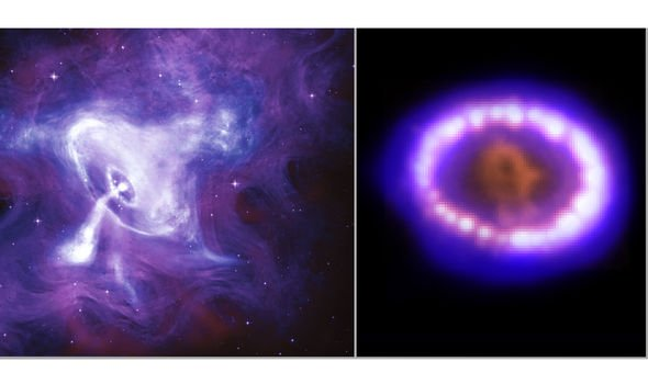 NASA project recreates supernova noise with 'new cosmic triad of sound'