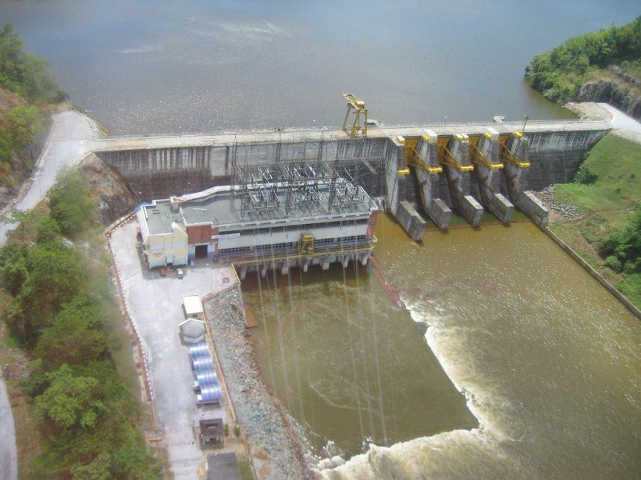 隶属国能水坝 保持安全水位运作良好