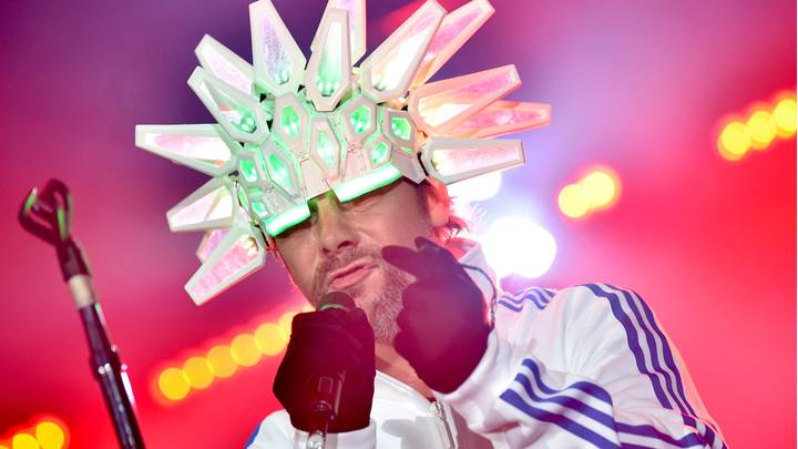 Jamiroquai Star Jay Kay Forced To Deny He Was At US Capitol Riots