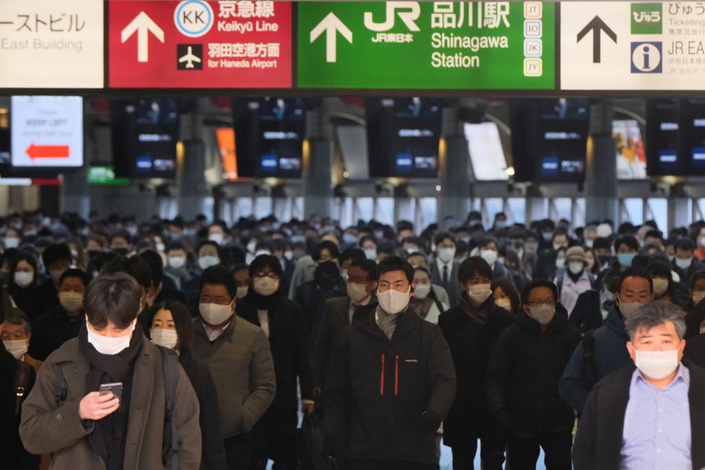 【冠状病毒19】日本26个都道府县有人感染变异毒株