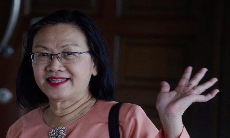 法院裁定旅游禁令属非法 玛利亚陈上诉得直