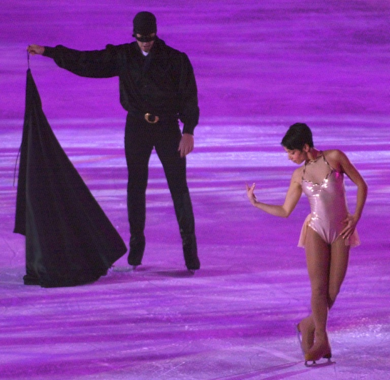 Former French skater 'relieved' after ex-coach charged with sexual assault