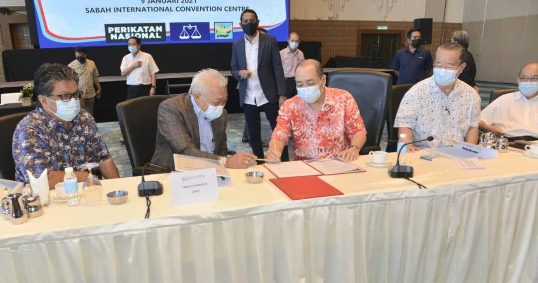 Sabah's GRS govt will not falter even if Putrajaya shakes, says Hajiji