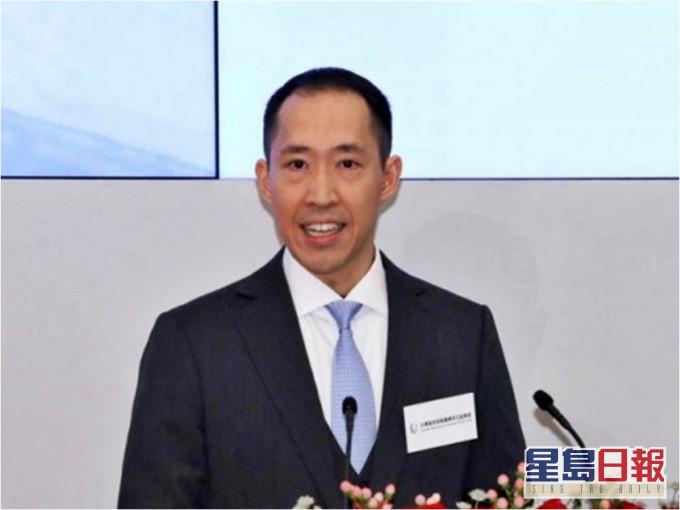 黄永光支持「大湾区青年就业计画」 称为双赢局面