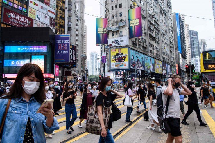 香港预计2月 为民接种疫苗