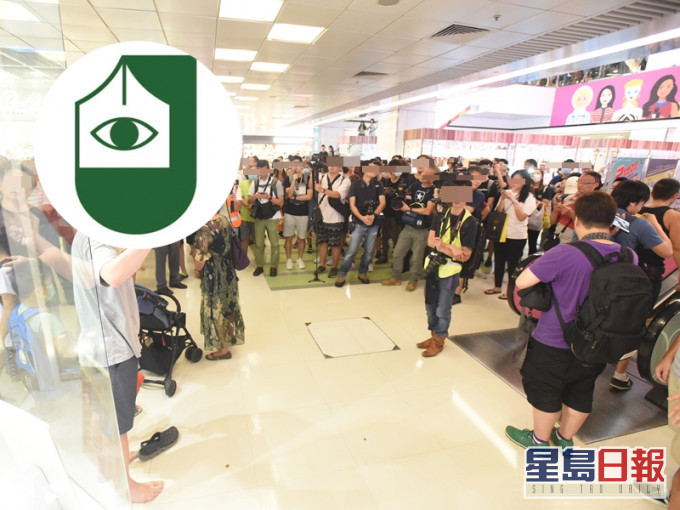 练锦鸿指记者站在冲突现场已涉暴动 记协表示对言论感到不安