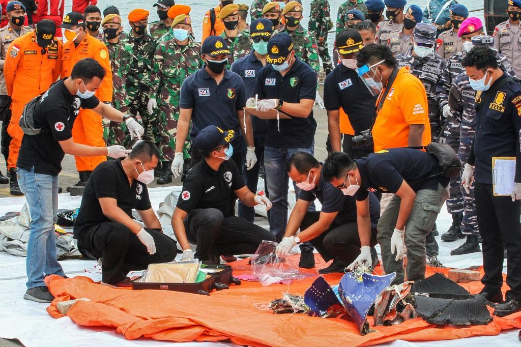 Flight system of crashed Sriwijaya Air jet functioning during impact