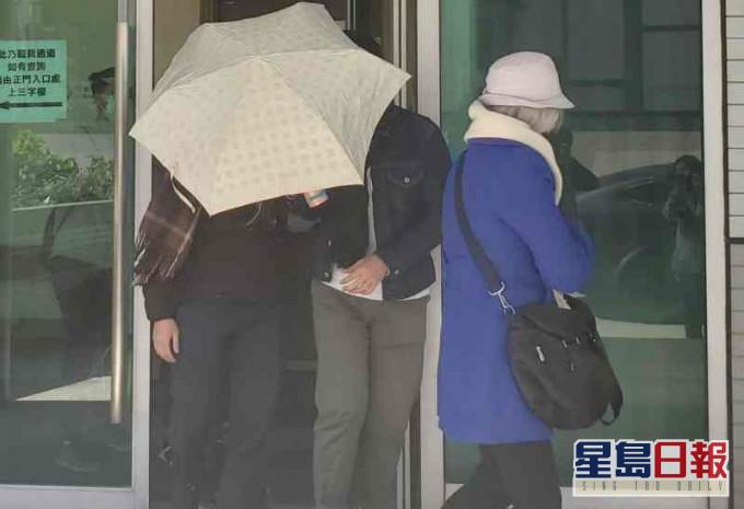 拒捕挣扎令两警穿头断指 IVE男生3项罪成判囚6个月