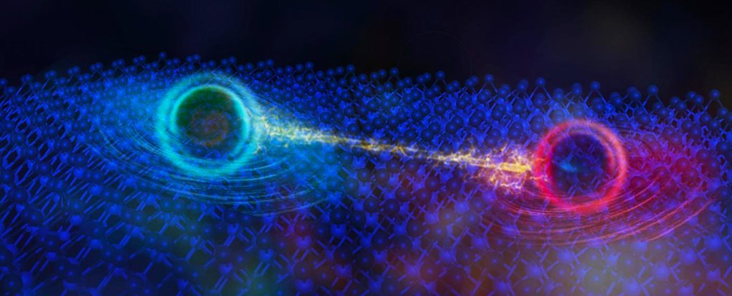 """Physicists Detect Tantalising Hints of a """"Fundamentally New Form of Quantum Matter"""""""