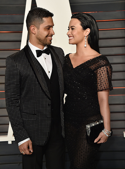 Inside NCIS star Wilmer Valderrama's six year romance with Demi Lovato