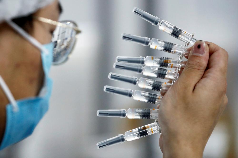 EU drug regulator begins real-time review of Sinovac's Covid-19 vaccine