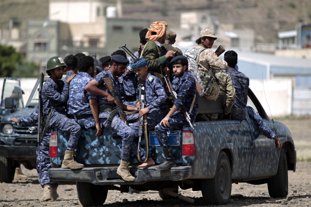 Saudi-led coalition says it destroyed several Houthi drones launched at kingdom