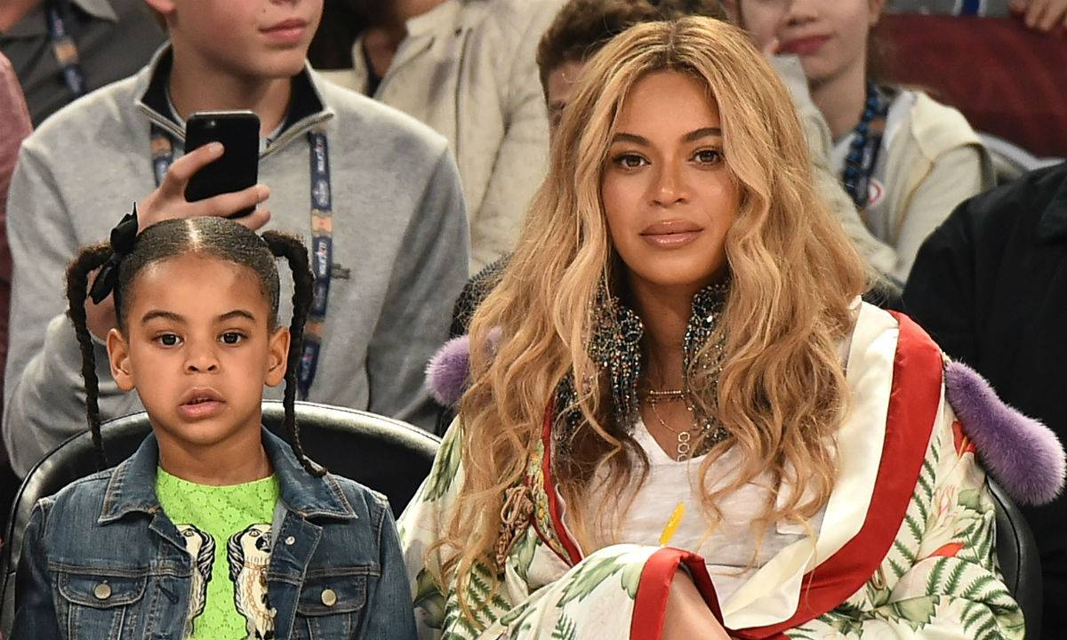 Beyoncé's daughter Blue Ivy shares concerns about grandma Tina in adorable family video