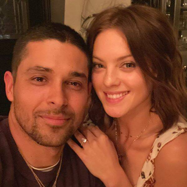 Wilmer Valderrama and His Fiancée Amanda Pacheco Welcome Their First Baby
