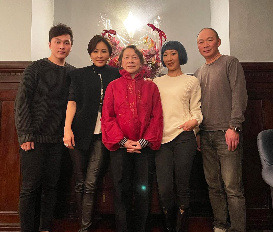 Carina Lau's Family Find Themselves In The Spotlight After She Posts Pic With Sister-In-Law