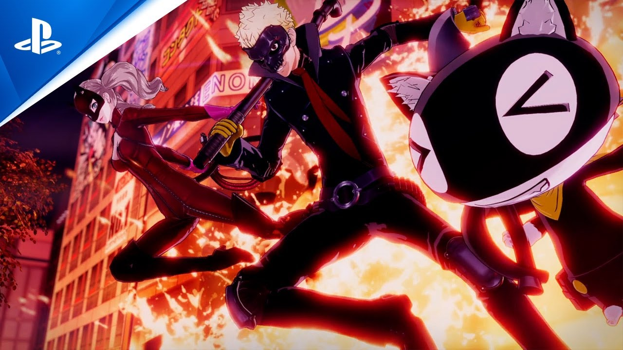 Persona 5 Strikers - All-Out-Attack Trailer | PS4