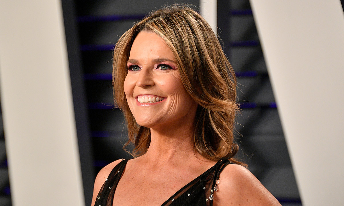 Savannah Guthrie's adorable daughter could pass as her twin