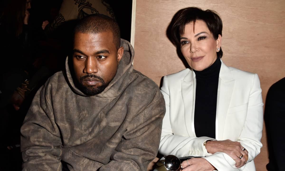 Kris Jenner shares photo of Kanye West with heartfelt message