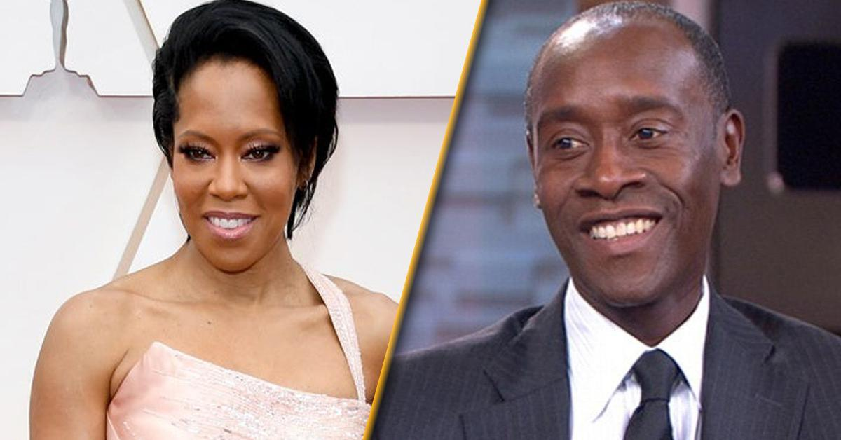 Regina King Joined By Avengers Star Don Cheadle For One Night In Miami Watch Party