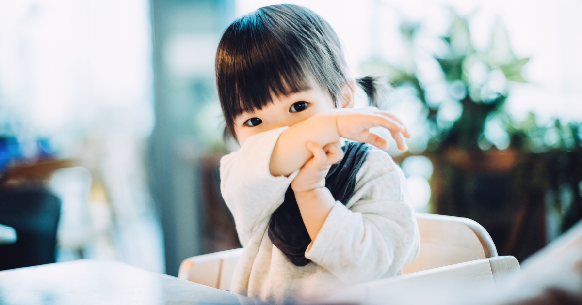 Dealing With A Shy Tot? What To Do For Your Slow-To-Warm-Up Child