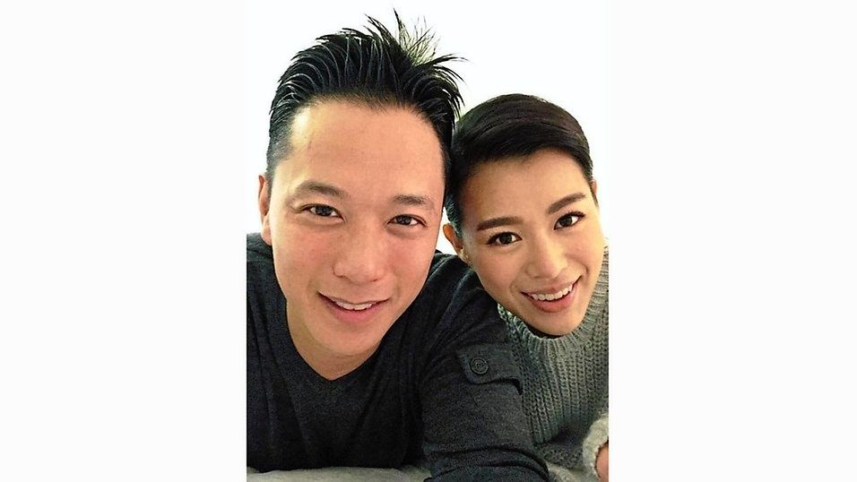 It was love at first sight, says ex-HK beauty queen