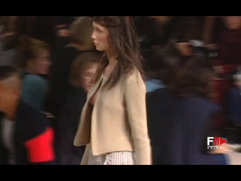 PHILOSOPHY by ALBERTA FERRETTI Spring 1999 Milan - Fashion Channel