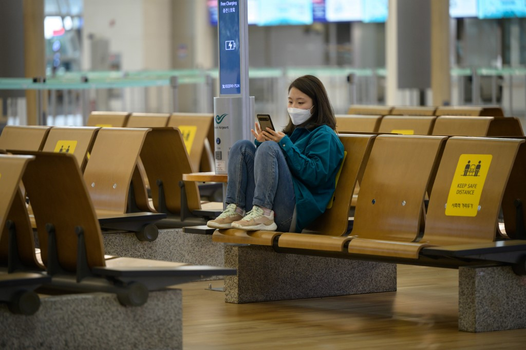 【冠状病毒19】时隔七天 韩国新增病例降至400起以下