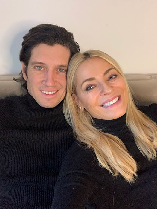 Tess Daly unveils Vernon Kay's romantic gesture ahead of Valentine's Day