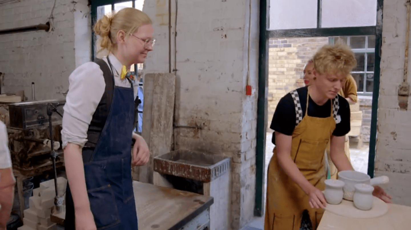 The Great Pottery Throw Down: Who is Rose Schmits, the show's new technician?