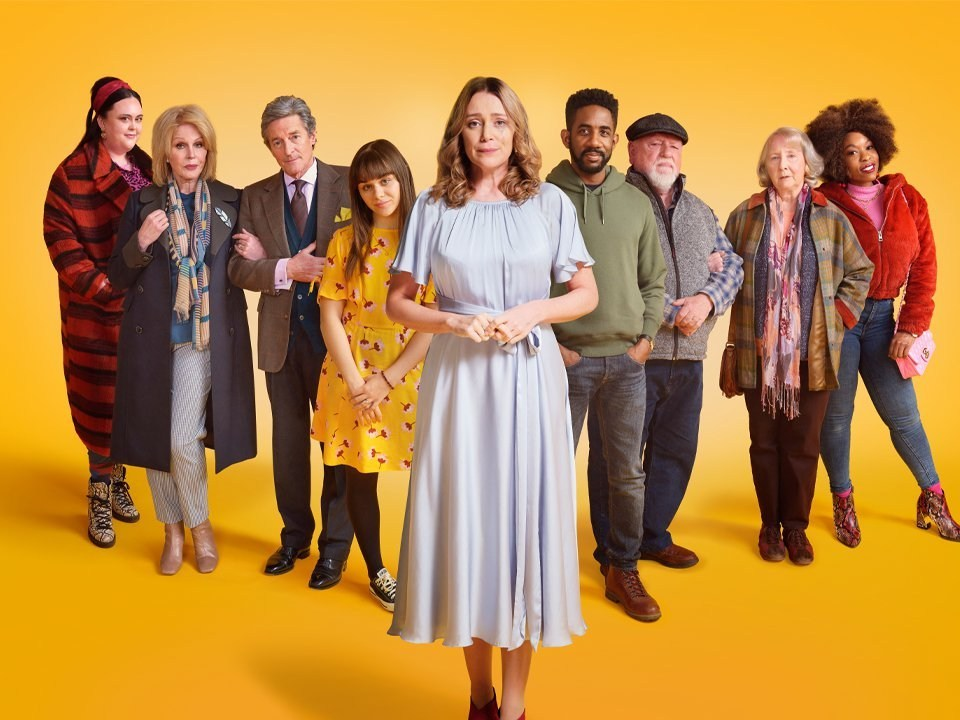 Who is in the cast of Finding Alice on ITV?