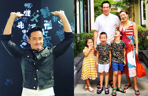 Moses Chan is Not Selective About His Roles