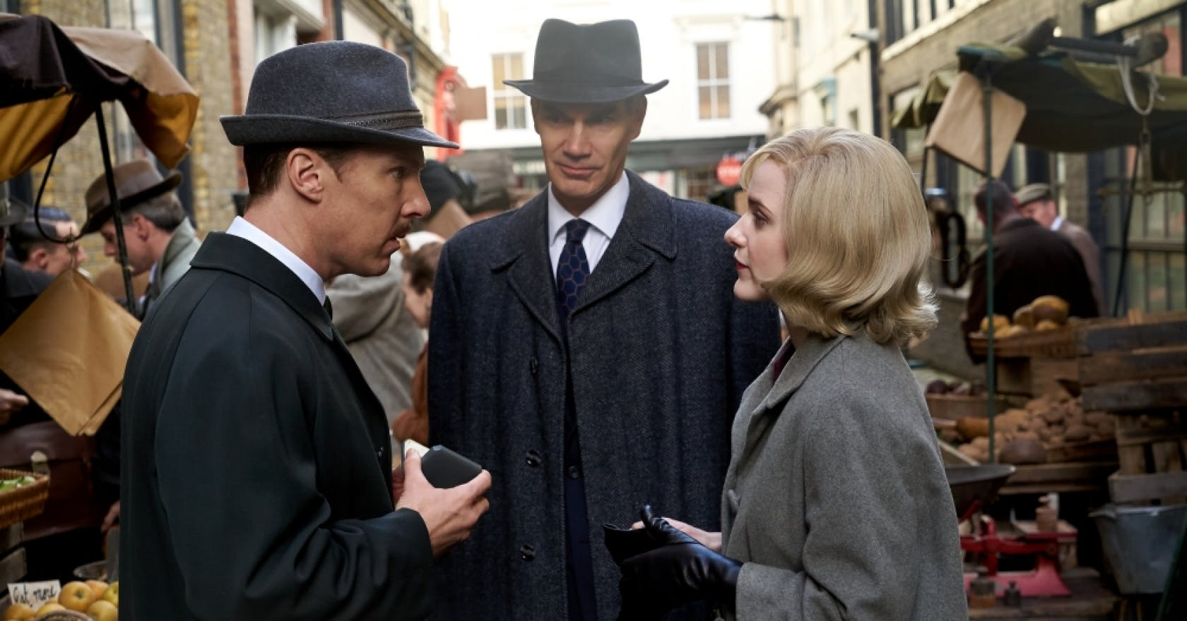 The Courier: Rachel Brosnahan shares first-look photos of spy drama with Benedict Cumberbatch